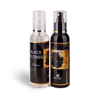 Black flower 125ml